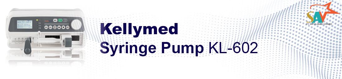 Syringe Pump KL-602