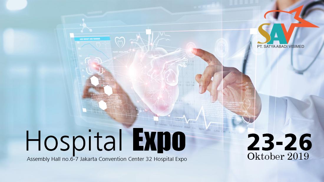 Hospital Expo | JCC 23-26 Okt