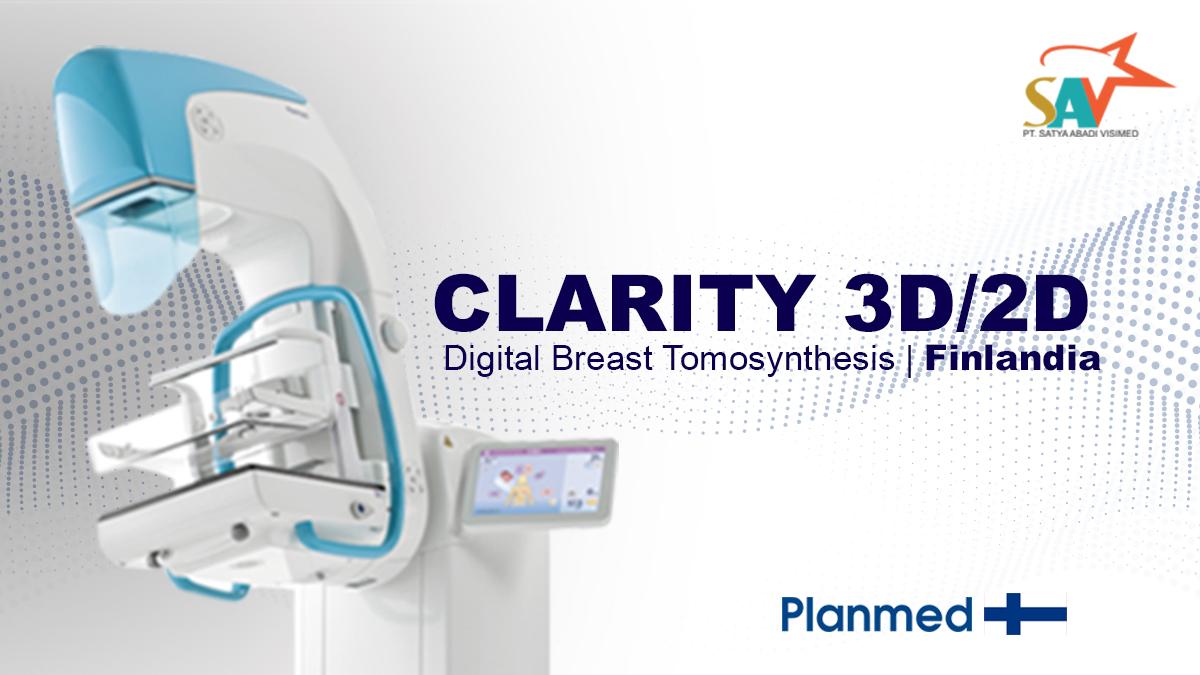CLARITY 3D/2D