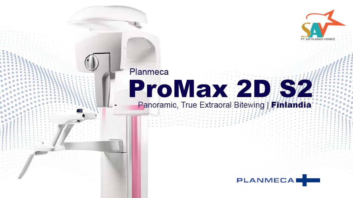 Planmeca ProMax 2D S2