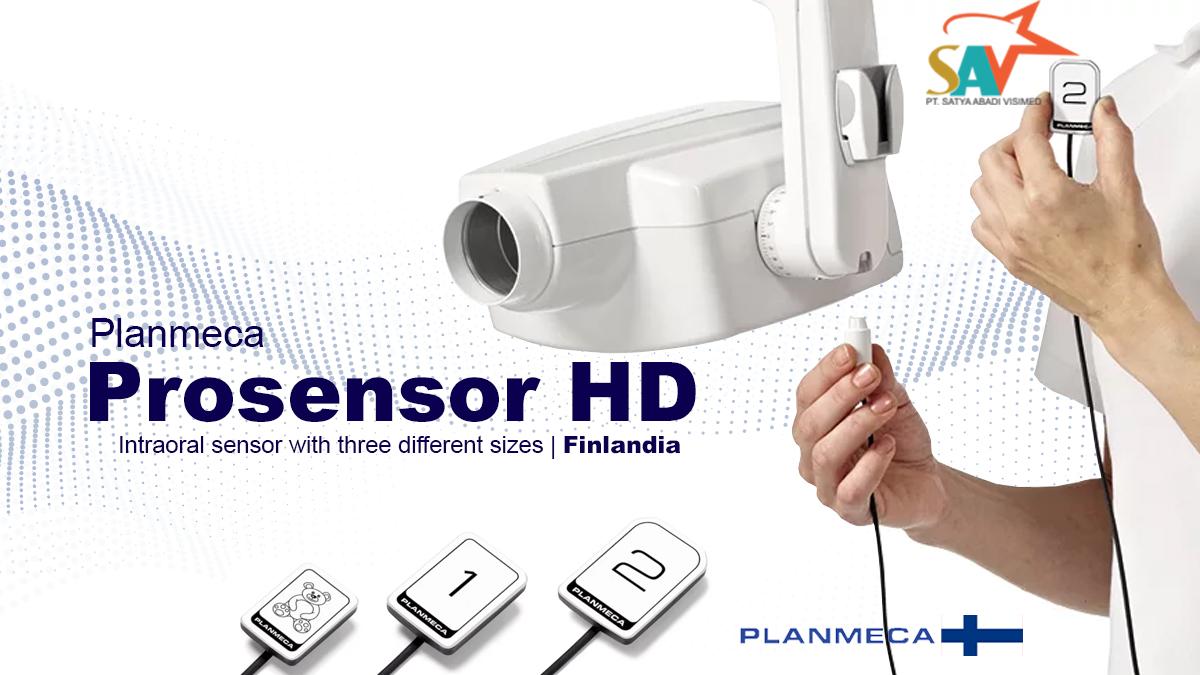Planmeca Prosensor HD