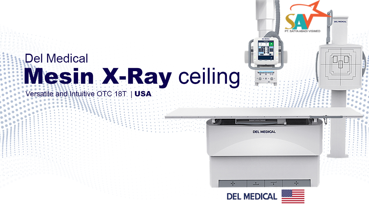 Mesin X-Ray ceiling