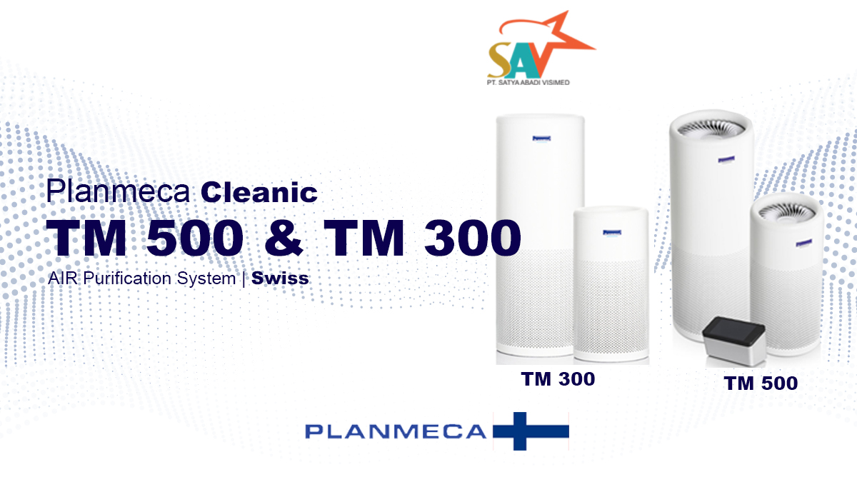 Cleanic TM 500 & TM 300