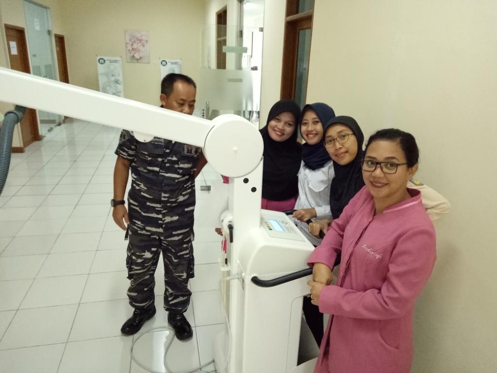 DR Radmedix (Installasi Radiologi)