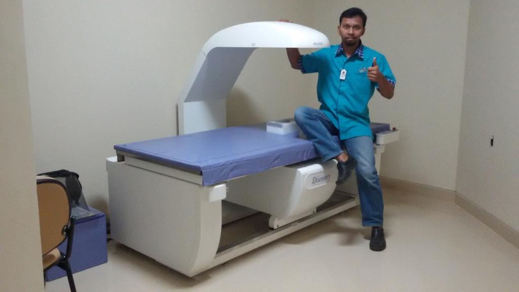 Hollogic (Installasi Radiologi)